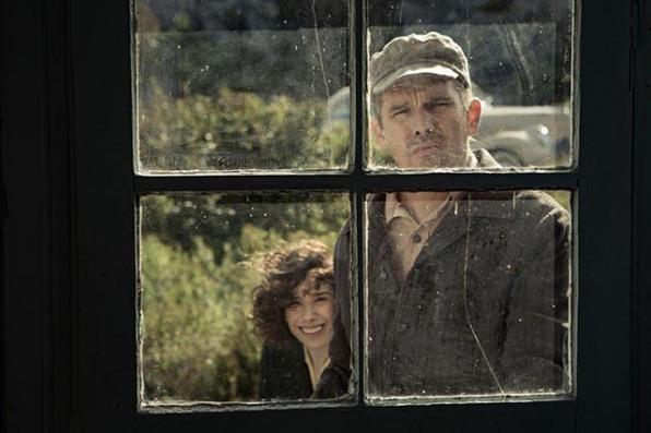 Sally Hawkins, Ethan Hawke - Maudie