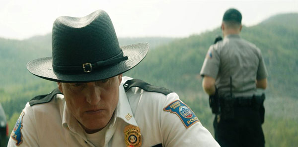 three-billboards-Woody Harrelson et Sam Rockwell3