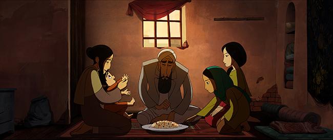The Breadwinner family © Westend Films Ltd