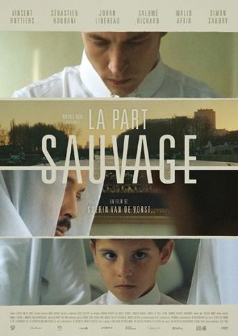 Vincent rottiers_LA Part Sauvage_Affiche