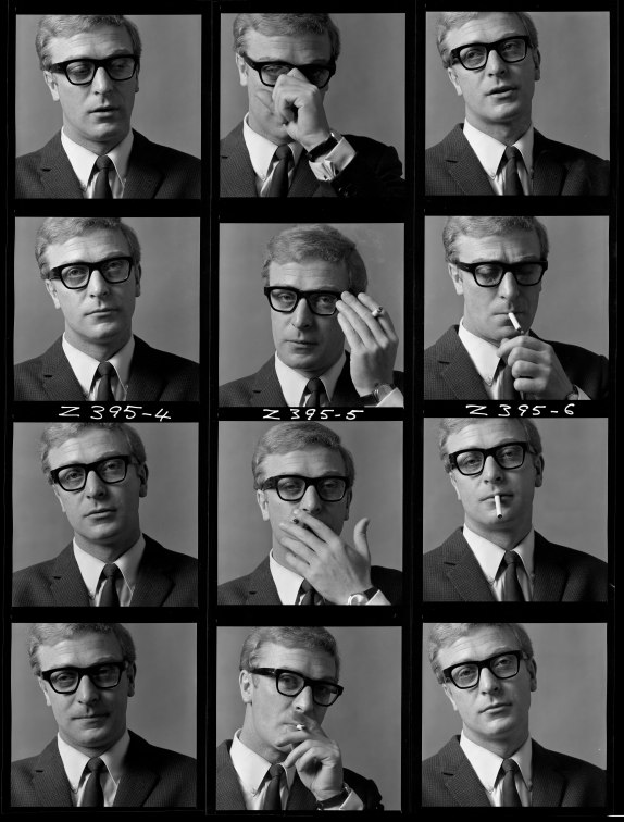 MY GENERATION 001 MICHAEL_CAINE_1960s_ Credit Photo Duffy © Duffy Archive