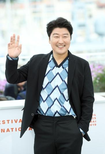 Song Kang Ho © CJ Entertainment